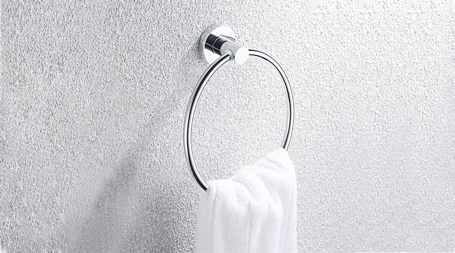 浴室挂件不容忽视,选购保养有要领!